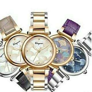 フェラガモ(Ferragamo)のブルーブリーズ様専用新品 Ferragamoイデリオ(腕時計)