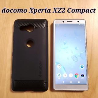 エクスペリア(Xperia)の【良品】ドコモ Xperia XZ2 Compact SO-05K 判定○(スマートフォン本体)