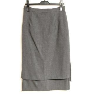 エンフォルド(ENFOLD)のエンフォルド ロングスカート サイズ40 M -(ロングスカート)