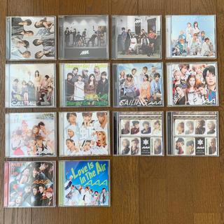 トリプルエー(AAA)のAAA シングル計14枚(バラ売り可)(ポップス/ロック(邦楽))