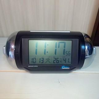 セイコー(SEIKO)の※売却済み 【あゆむ様】SEIKO 目覚まし時計 スーパーライデン(置時計)