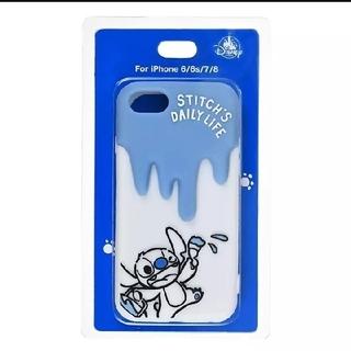 ディズニー(Disney)のスティッチ iPhone 6/6s/7/8用スマホケース・カバー Stitch (iPhoneケース)