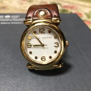 マークバイマークジェイコブス(MARC BY MARC JACOBS)のマークジェイコブス レザー 時計(腕時計)
