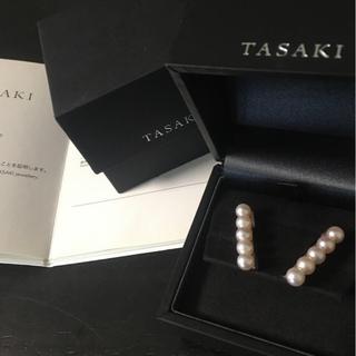 TASAKI - TASAKI バランス ピアス バランスプラス K18SG さくらゴールド