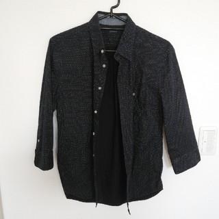 RAGEBLUE - シャツ 七分丈 メンズ