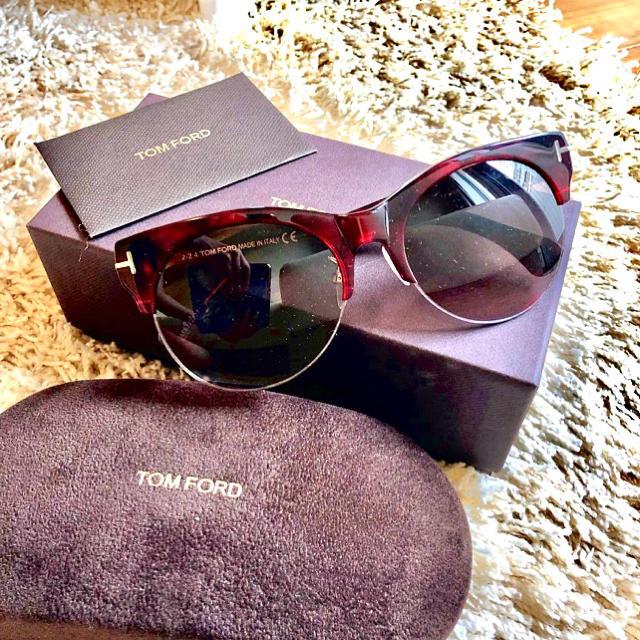 TOM FORD(トムフォード)のトムフォード サングラス  レディース レディースのファッション小物(サングラス/メガネ)の商品写真