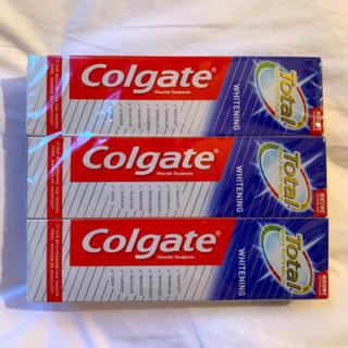 コルゲート Colgate トータルSF ホールマウスヘルス ホワイトニング