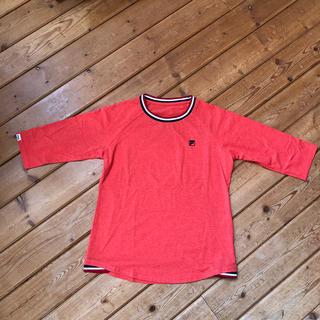 フィラ(FILA)の5分袖Tシャツ(Tシャツ(半袖/袖なし))