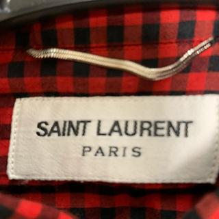 Saint Laurent - サンローラン シャツ XS エディー saint laurent メンズ