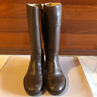 ボンポワン(Bonpoint)の『イタリア製』gallucci kids(ガルッチキッズ) ブーツ 19.4cm(ブーツ)