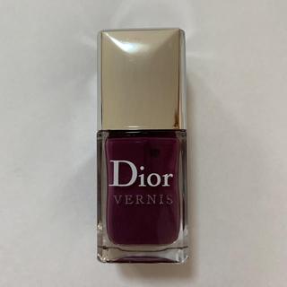 Dior - Dior マニキュア 紫
