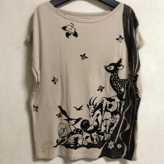 ツモリチサト(TSUMORI CHISATO)のツモリチサト Tシャツ 秋冬用(Tシャツ(半袖/袖なし))