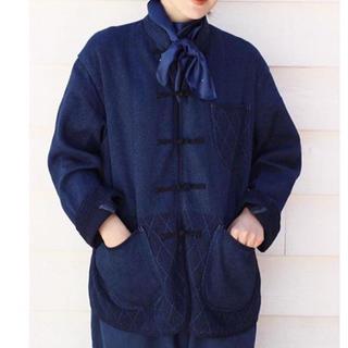 コモリ(COMOLI)のporter classic kendo Chinese jacket(ブルゾン)