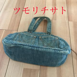 ツモリチサト(TSUMORI CHISATO)のツモリチサト デニムバッグ(トートバッグ)