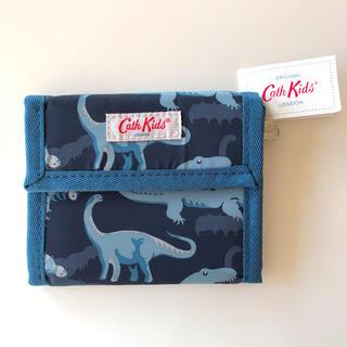 Cath Kidston - 新品 キャスキッドソン 恐竜折り財布