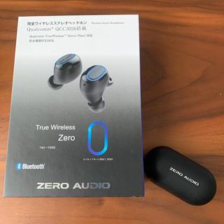 ZERO AUDIO TWZ-1000(ヘッドフォン/イヤフォン)