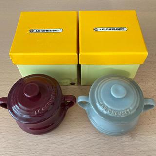 ルクルーゼ(LE CREUSET)のルクルーゼ ミニスープボール 2個セット(食器)