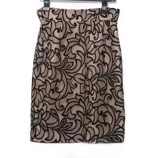ダイアグラム スカート サイズ36 S -