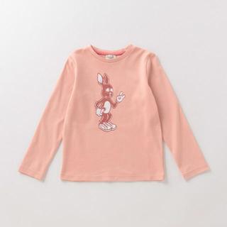 ポールスミス(Paul Smith)のPaul Smith 新品新作タグ付きSingle rabbit 長袖Tシャツ(Tシャツ/カットソー)