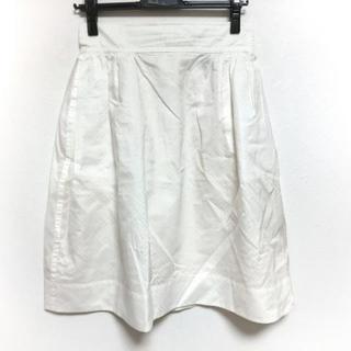 フェンディ(FENDI)のフェンディ スカート サイズ40 M - ひざ丈(その他)
