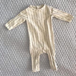 Caramel baby&child  - 美品 タイニーコットンズ ロンパース
