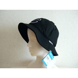 コロンビア(Columbia)の新品 columbiaコロンビア サンクック レイク バケット ハット 帽子 黒(ハット)