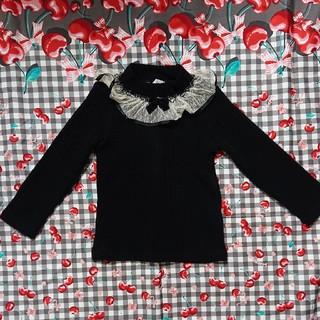 シャーリーテンプル(Shirley Temple)のシャーリーテンプル リブニット 100(Tシャツ/カットソー)