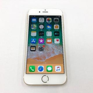 アップル(Apple)のdocomo iPhone6 16GB ゴールド(スマートフォン本体)