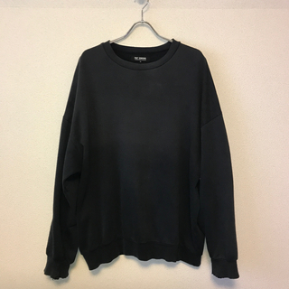 ラフシモンズ(RAF SIMONS)のRAF SIMONS 03AW closer期 Oversize sweat(スウェット)