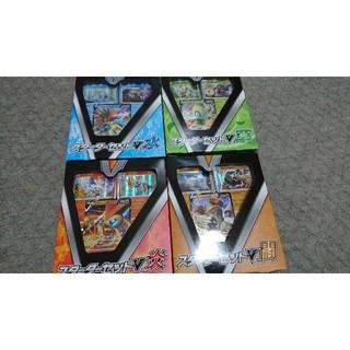 ポケモン(ポケモン)のポケカ スターターセットV 4つセット(その他)