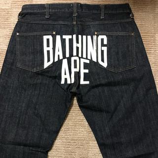 A BATHING APE - アベイシングエイプジーパン!