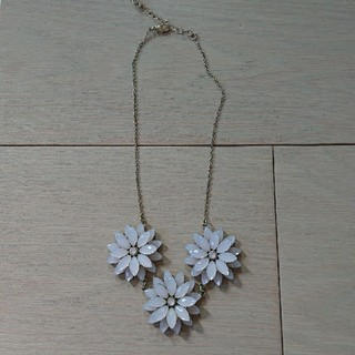 エイチアンドエム(H&M)のネックレス(ネックレス)