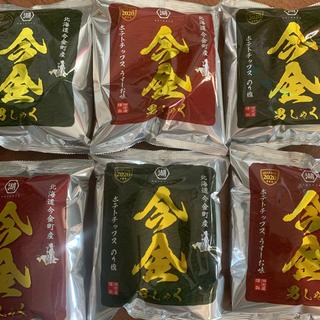 湖池屋 今金男しゃくポテトチップス 6袋セット うすしお&のり塩(菓子/デザート)