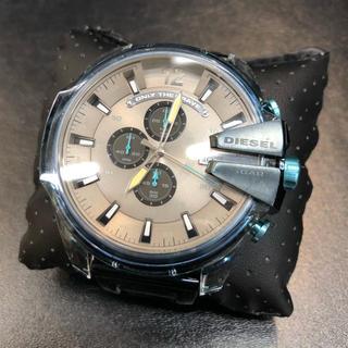 ディーゼル(DIESEL)のDIESEL ディーゼル MEGA CHIEF メガチーフ DZ4487(腕時計(アナログ))