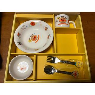 アンパンマン(アンパンマン)の食器セット アンパンマン 子供用 お食い初めなどに·····No2(食器)