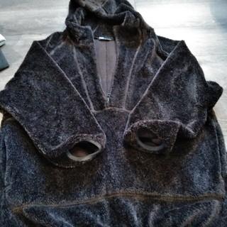 プラージュ(Plage)のプラージュ 前期冬の焦げ茶色モフモフのマウンテンパーカー(ブルゾン)