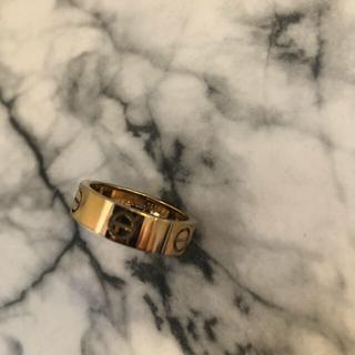 Cartier - 最終値下げ 美品 カルティエ ラブリング 9号