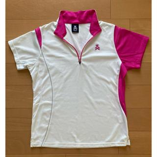ウィルソン(wilson)のWilson ウィルソン Tシャツ M  ウィルソンベア レディース 半袖(Tシャツ(半袖/袖なし))