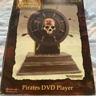 ディズニー(Disney)のパイレーツオブカリビアン DVD プレーヤー(DVDプレーヤー)
