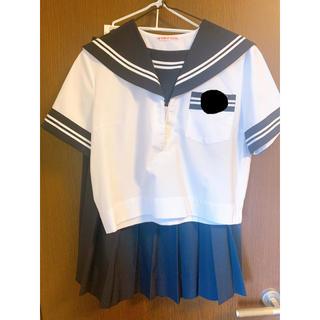 制服 中学 セーラー 夏服(衣装)
