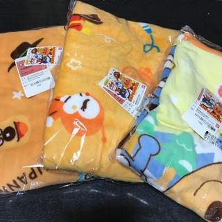 バンダイ(BANDAI)のアンパンマン お昼寝毛布 ひざ掛け毛布(毛布)