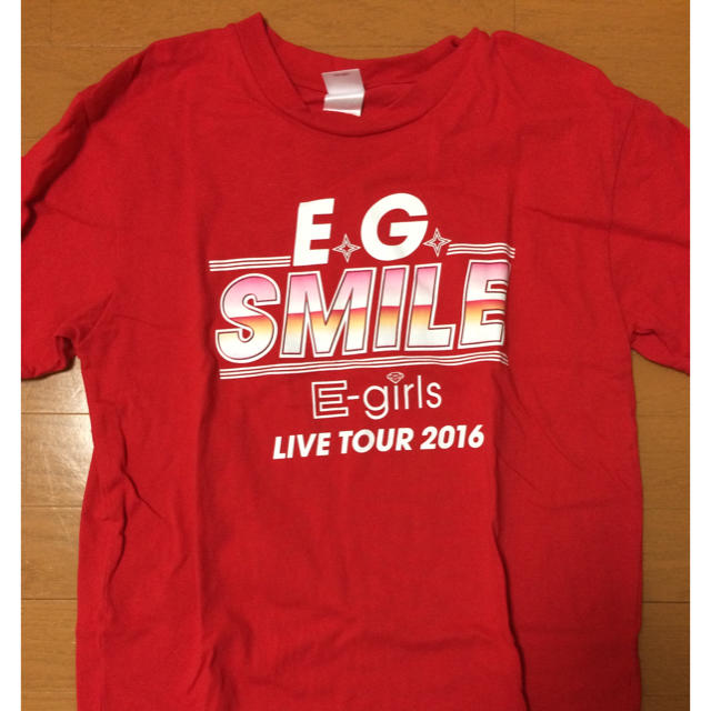 24karats(トゥエンティーフォーカラッツ)のE-girls Tシャツ チケットの音楽(その他)の商品写真