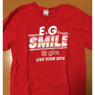 トゥエンティーフォーカラッツ(24karats)のE-girls Tシャツ(その他)
