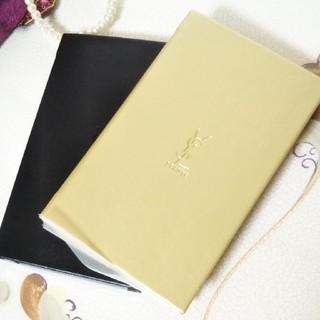 イヴサンローランボーテ(Yves Saint Laurent Beaute)の【YSL】未使用イヴサンローラン  メモ帳 ノベルティ(ノート/メモ帳/ふせん)
