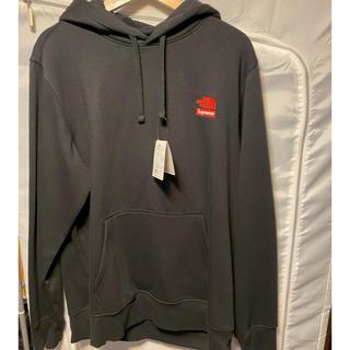 シュプリーム(Supreme)のsupreme North face  hooded sweatshirt(パーカー)