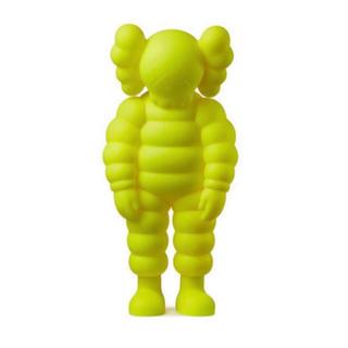 メディコムトイ(MEDICOM TOY)のkaws what party yellow(その他)