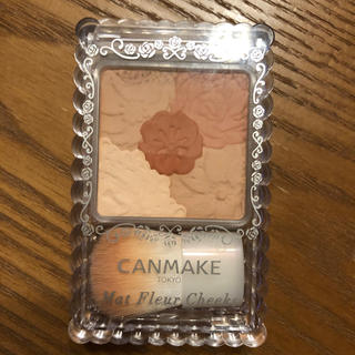 CANMAKE - キャンメイク マットフルールチークス 05