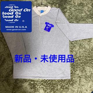 ビームス(BEAMS)のGoodOn グッドオン ヘンリーネック ロンT 未使用品(Tシャツ/カットソー(七分/長袖))