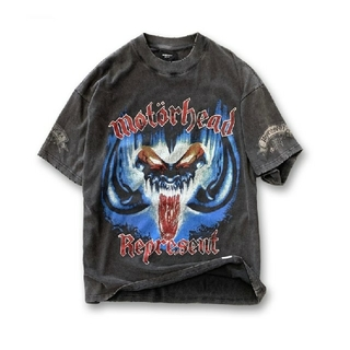 フィアオブゴッド(FEAR OF GOD)のREPRESENT×MOTORHEAD T-SHIRT VINTAGEヴィンT(Tシャツ/カットソー(半袖/袖なし))