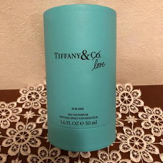 ティファニー(Tiffany & Co.)の新品 未使用 未開封 ティファニー ラブ フォーハー(香水(女性用))